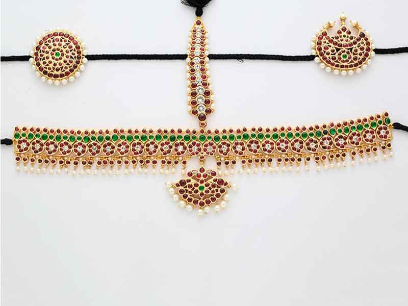 Temple Jewellery 12