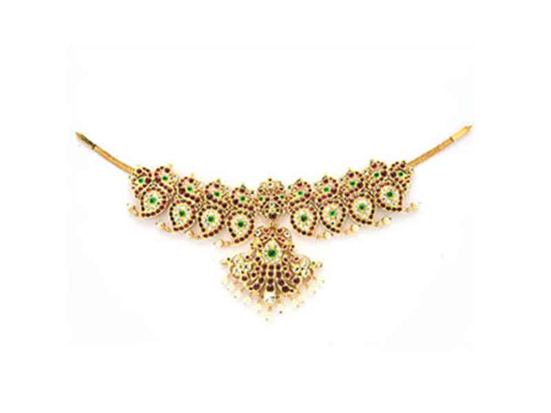 Temple Jewellery 21