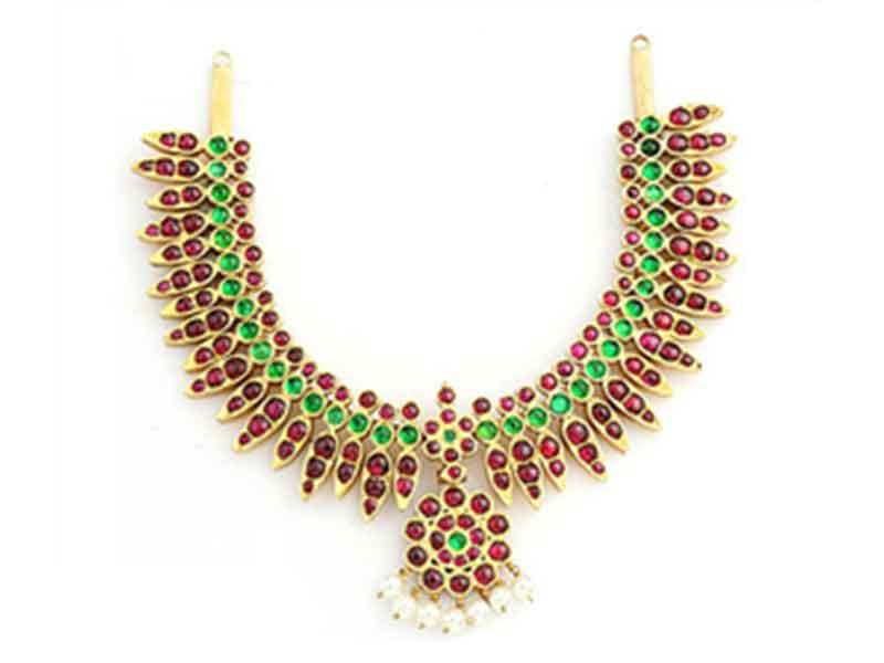 Sukra Jewellery | Temple-jewellery