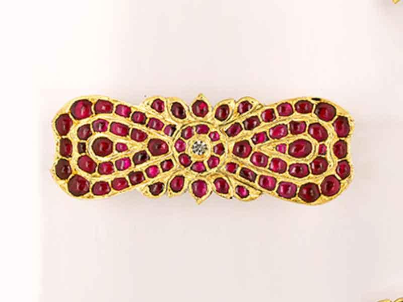Temple Jewellery 34
